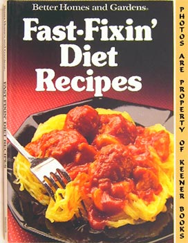 Image for Better Homes And Gardens Fast-Fixin' Diet Recipes