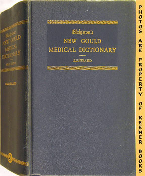 Image for Blakiston's New Gould Medical Dictionary (Illustrated)
