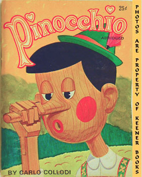 Image for Pinocchio (Abridged): Famous Classics Story Books Series