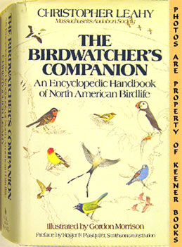 Image for The Birdwatcher's Companion (An Encyclopedic Handbook Of North American Birdlife)