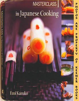 Image for Masterclass In Japanese Cooking