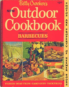 Image for Betty Crocker's New Outdoor Cookbook (Barbecues)