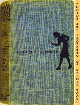 Image for The Haunted Showboat: Nancy Drew Mystery Stories Series