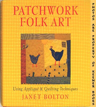 Image for Patchwork Folk Art (Using Applique' & Quilting Techniques)