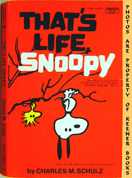 Image for That's Life, Snoopy (Selected Cartoons From Thompson Is In Trouble, Charlie Brown, Volume 2)