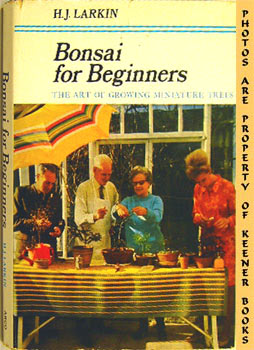Image for Bonsai For Beginners (The Art Of Growing Miniature Trees)
