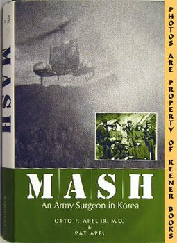 Image for MASH: An Army Surgeon In Korea