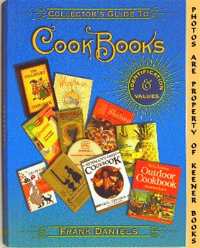 Image for Collector's Guide To Cookbooks (Identification & Values)