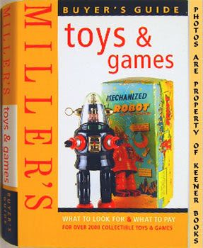 Image for Miller's Toys And Games (Buyer's Guide)