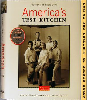Image for Cooking At Home With America's Test Kitchen