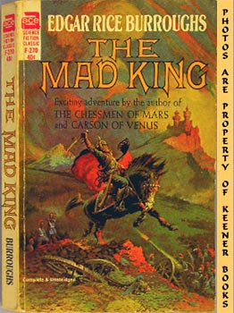 Image for The Mad King : Ace SF Classic F - 270