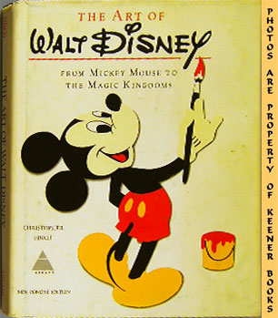 Image for The Art Of Walt Disney (From Mickey Mouse To The Magic Kingdoms)