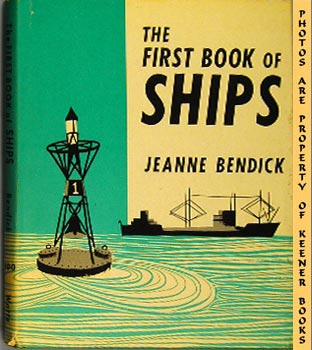 Image for The First Book Of Ships: First Book Series