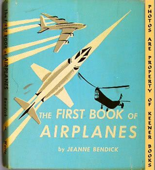 Image for The First Book Of Airplanes: First Book Series