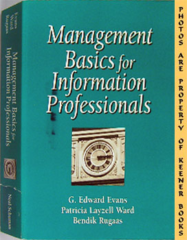 Image for Management Basics For Information Professionals