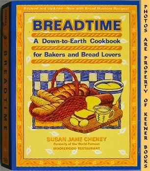 Image for Breadtime (A Down - To - Earth Cookbook For Bakers And Bread Lovers)