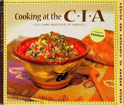 Image for Cooking At The C.I.A. (Culinary Institute Of America)