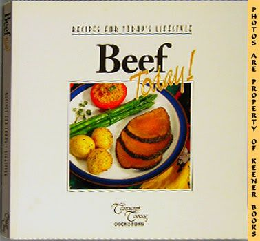 Image for Beef Today! (Recipes For Today's Lifestyle)