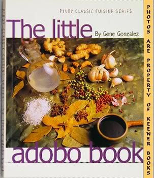 Image for The Little Adobo Book : Pinoy Classic Cuisine Series