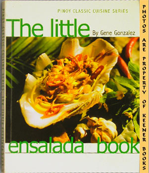 Image for The Little Ensalada Book: Pinoy Classic Cuisine Series