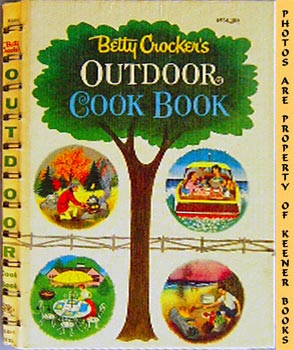 Image for Betty Crocker's Outdoor Cook Book [Cookbook]