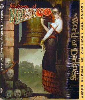Image for Shadows of Mexico - World of Darkness - WOD