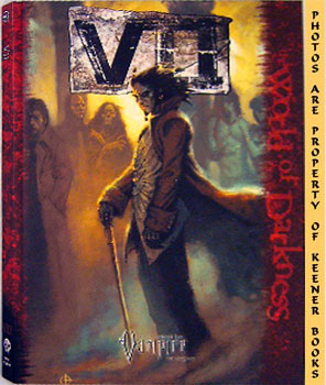 Image for VII: Vampire The Requiem: World Of Darkness - WOD Series