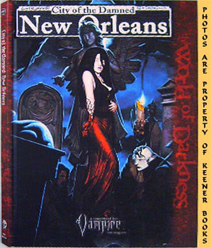 Image for City Of The Damned New Orleans: Vampire The Requiem: World Of Darkness - WOD Series