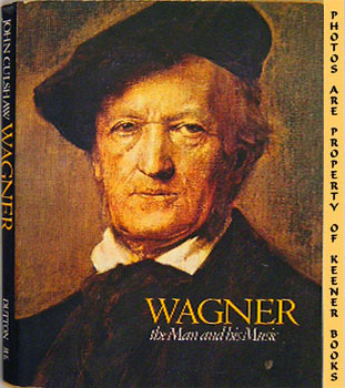 Image for Wagner - The Man And His Music