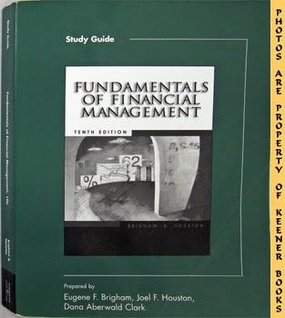 Image for Fundamentals Of Financial Management - Study Guide