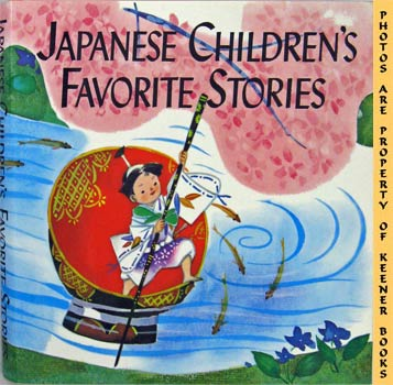 Image for Japanese Children's Favorite Stories