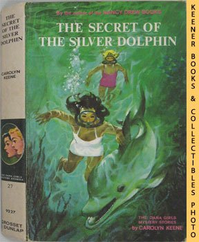 Image for The Secret Of The Silver Dolphin: The Dana Girls Mystery Stories Series
