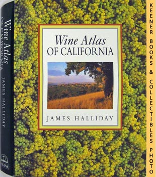 Image for Wine Atlas Of California
