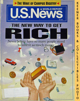 Image for U. S. News & World Report Magazine - May 7, 1990 (The New Way To Get Rich)