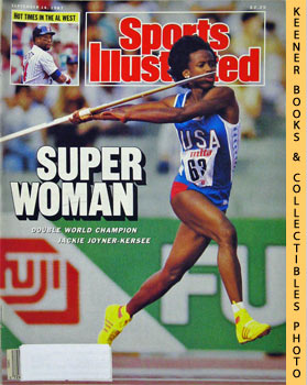 Image for Sports Illustrated Magazine, September 14, 1987 (Vol 67, No. 12) : Super Woman - Double World Champion Jackie Joyner-Kersee