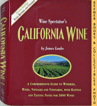 Image for Wine Spectator's California Wine
