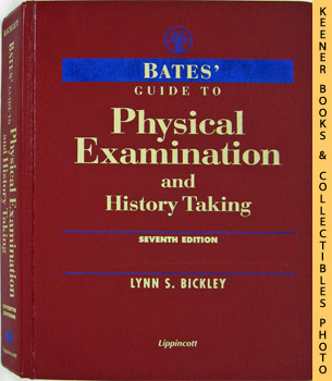 Image for Bates' Guide To Physical Examination And History Taking