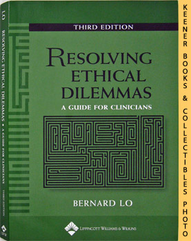 Image for Resolving Ethical Dilemmas (A Guide For Clinicians - Third Edition)