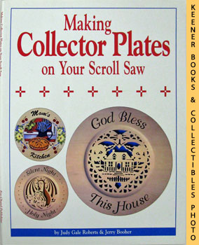Image for Making Collector Plates On Your Scroll Saw
