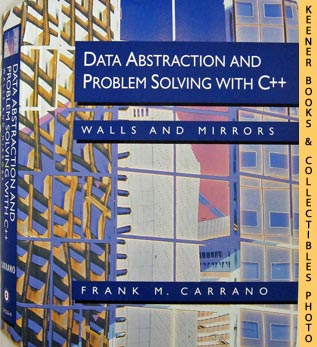 Image for Data Abstraction And Problem Solving With C++ (Walls And Mirrors)