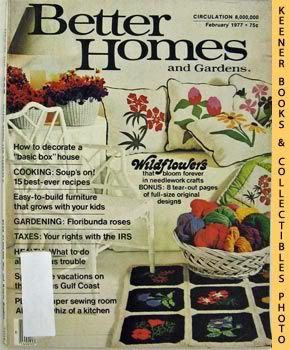 Image for Better Homes And Gardens Magazine (February 1977 Vol. 55, No. 2 Issue)