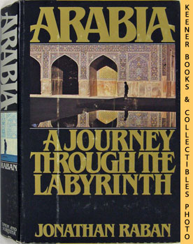 Image for Arabia (A Journey Through The Labyrinth)