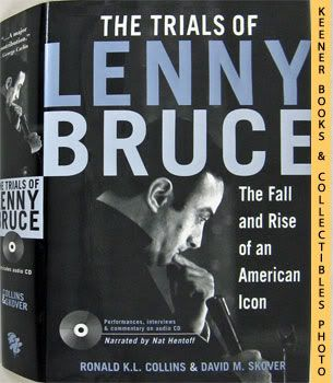 Image for The Trials Of Lenny Bruce (The Fall And Rise Of An American Icon)