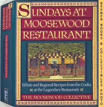 Image for Sundays At Moosewood Restaurant : Ethnic And Regional Recipes From The Cooks At The Legendary Restaurant