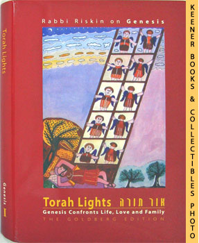 Image for Torah Lights (Genesis Confronts Life, Love And Family)