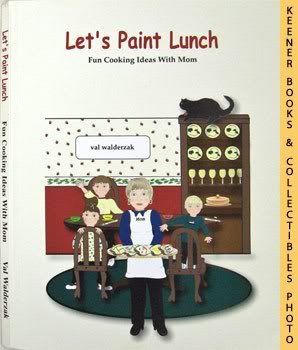 Image for Let's Paint Lunch (Fun Cooking Ideas With Mom)