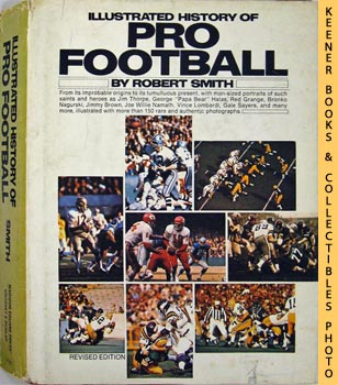 Image for Illustrated History Of Pro Football