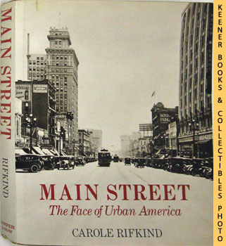 Image for Main Street (The Face Of Urban America)