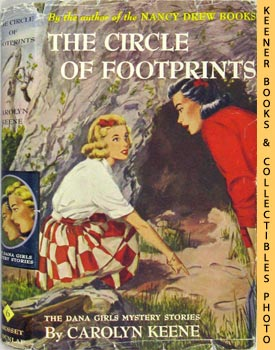 Image for The Circle Of Footprints: The Dana Girls Mystery Stories Series