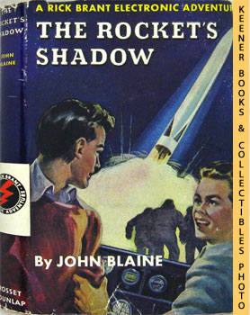 Image for The Rocket's Shadow (Rick Brant Electronic Adventure #1)